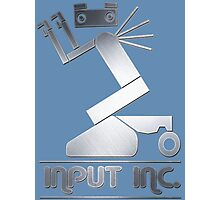 Input INC. Photographic Print