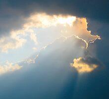 Ray Of Hope by Jeannette Garneau