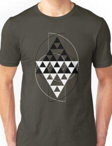Golden Pyramids Unisex T-Shirt