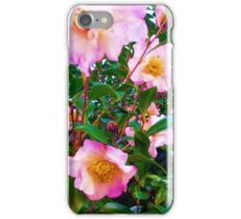 Lovely Pink Flowers iPhone Case/Skin