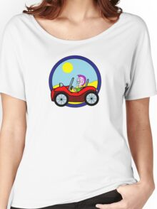 Dune Buggy Women's Relaxed Fit T-Shirt