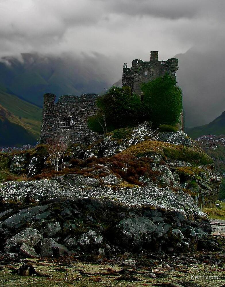 Castle Tiorham by Kenart