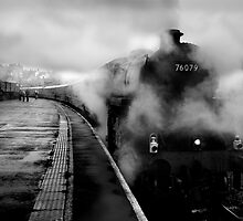 Wet and Steamy Departure by Mark Curry