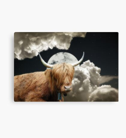Hey Diddle Diddle... Canvas Print