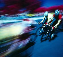 sprint! - Tour Down Under by Syd Winer