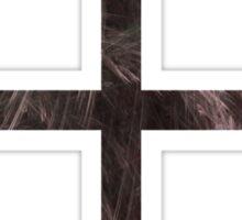 Silver Tree   Hands of God Sticker