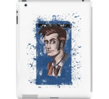 Tenth Lord of Time iPad Case/Skin