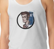 Tenth Lord of Time Tank Top