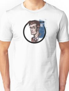 Tenth Lord of Time Unisex T-Shirt