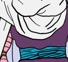 Piccolo Facepalm - Dragon Ball Z Sticker