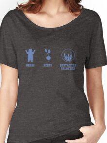 Bears, Beets, Battlestar Galactica Women's Relaxed Fit T-Shirt