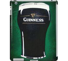 pint of beer iPad Case/Skin