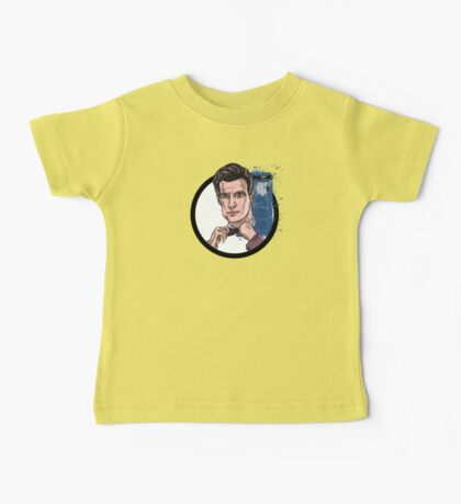 Eleventh Lord of Time Baby Tee
