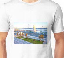 ccb. centro cultural de belem. art gallery view Unisex T-Shirt