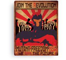Magneto - [RE]Evolution Canvas Print