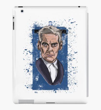Twelfth Lord of Time iPad Case/Skin