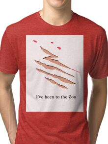 I've been to the Zoo Tri-blend T-Shirt