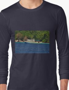 Island stop Long Sleeve T-Shirt