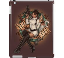 Spray and Pray iPad Case/Skin