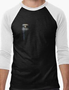 pint of beer 3 Men's Baseball ¾ T-Shirt