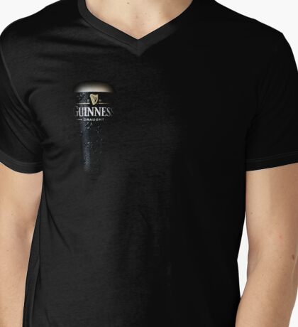 pint of beer 3 Mens V-Neck T-Shirt