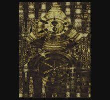 Tetrahedryl Nibiru Glyph by jason cesarz