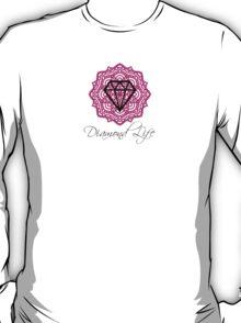 Diamond Life: Clarity ∞ Balance (love energy)  T-Shirt