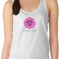 Diamond Life: Clarity ∞ Balance (love energy)  Women's Tank Top
