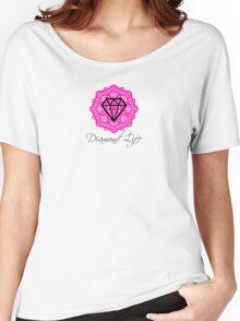 Diamond Life: Clarity ∞ Balance (love energy)  Women's Relaxed Fit T-Shirt