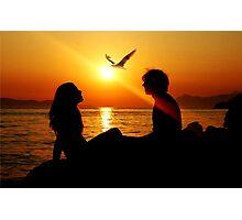 Sunset! SALE!!! Photographic Print