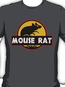 Jurassic Mouse Rat T-Shirt