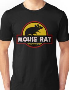 Jurassic Mouse Rat Unisex T-Shirt