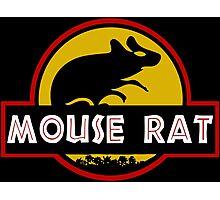 Jurassic Mouse Rat Photographic Print
