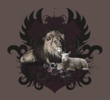The Lion And The Lamb by Carrie Jackson