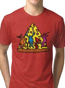Keith H. turtle Tri-blend T-Shirt