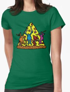 Keith H. turtle Womens Fitted T-Shirt