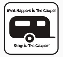 What Happens in the Camper by shakeoutfitters