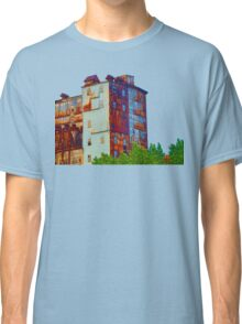 There's a rusty building in town Classic T-Shirt