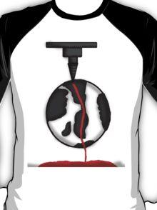 Bleeding Earth  T-Shirt
