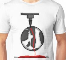 Bleeding Earth  Unisex T-Shirt