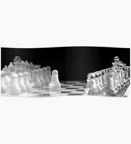 Chess 9: First move Poster