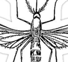 Mosquitoes Suck Sticker