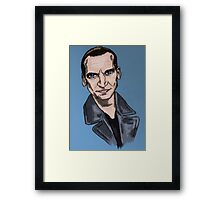 Ninth Lord of Time Framed Print