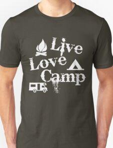 Live, Love, Camp T-Shirt