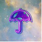 Umbrella in the sky by JoAnnFineArt