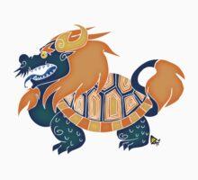 Dragon Turtle by CautionCat