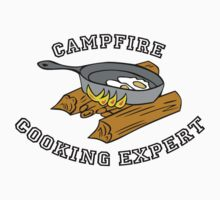 Campfire Cooking Expert by shakeoutfitters