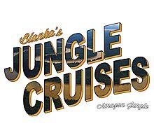 Blanka's Jungle Cruises Photographic Print