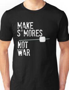 Make S'mores, Not War Unisex T-Shirt