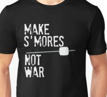 Make S'mores, Not War Unisex T-Shirt